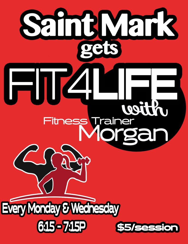 Let's Get Fit @ Saint Mark Family Life Center Gym | Orlando | Florida | United States