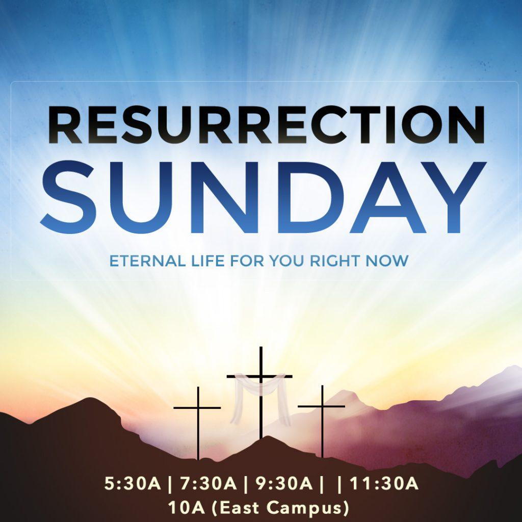 Resurrection Day - Sunrise Service @ Saint Mark | Orlando | Florida | United States