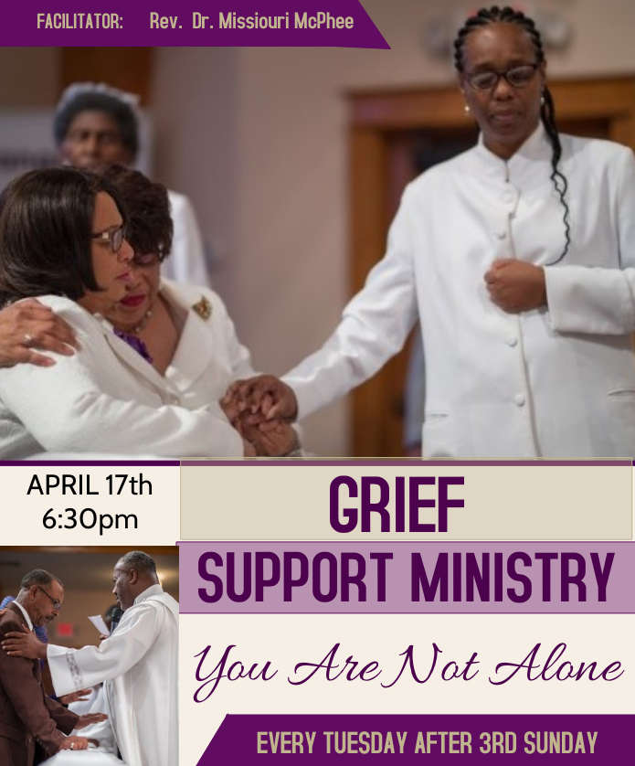 Grief Support Ministry @ Saint Mark AME Church | Orlando | Florida | United States
